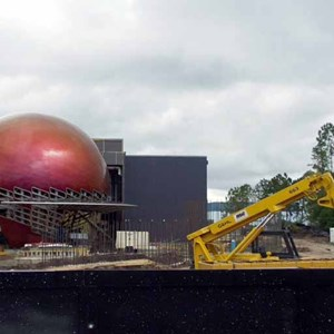 8 of 8: Mission: SPACE - Latest construction