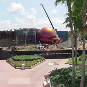 5 of 7: Mission: SPACE - Latest construction