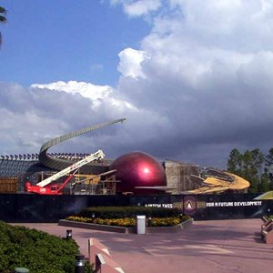 1 of 3: Mission: SPACE - Latest construction