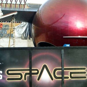 2 of 6: Mission: SPACE - Latest construction