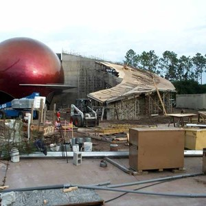 3 of 6: Mission: SPACE - Latest construction