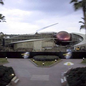 1 of 7: Mission: SPACE - Latest construction
