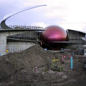 4 of 7: Mission: SPACE - Latest construction