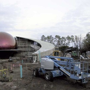 6 of 7: Mission: SPACE - Latest construction