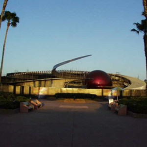 1 of 9: Mission: SPACE - Latest construction