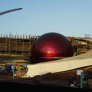 8 of 9: Mission: SPACE - Latest construction