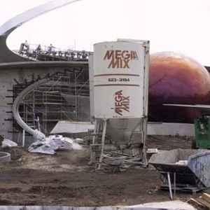 2 of 2: Mission: SPACE - Latest construction