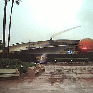 1 of 8: Mission: SPACE - Latest construction