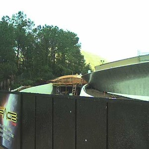 4 of 8: Mission: SPACE - Latest construction