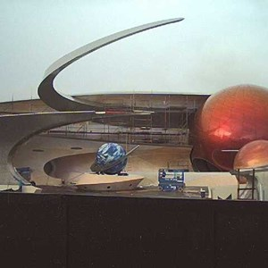 5 of 8: Mission: SPACE - Latest construction