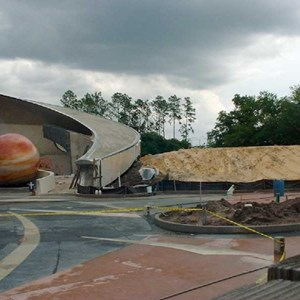 7 of 8: Mission: SPACE - Latest construction