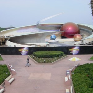3 of 3: Mission: SPACE - Latest construction