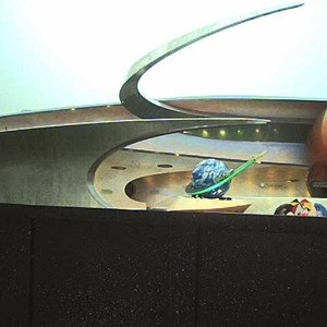 3 of 9: Mission: SPACE - Latest construction