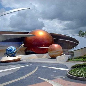 5 of 9: Mission: SPACE - Latest construction