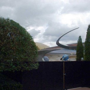 7 of 9: Mission: SPACE - Latest construction