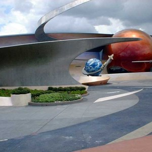 9 of 9: Mission: SPACE - Latest construction
