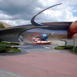 2 of 3: Mission: SPACE - Line layout and guest flow