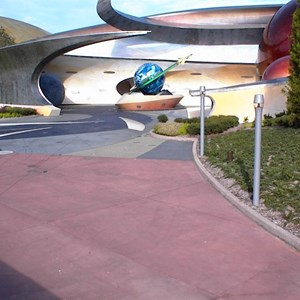 2 of 8: Mission: SPACE - Latest construction