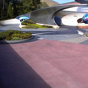 3 of 8: Mission: SPACE - Latest construction