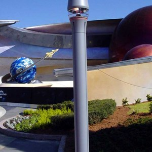 1 of 10: Mission: SPACE - Closeup look at building details