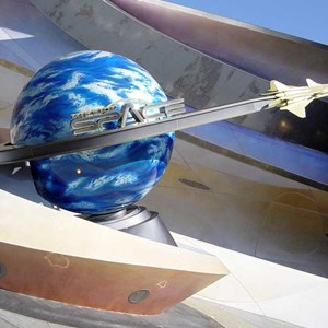 3 of 10: Mission: SPACE - Closeup look at building details