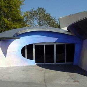 8 of 10: Mission: SPACE - Closeup look at building details