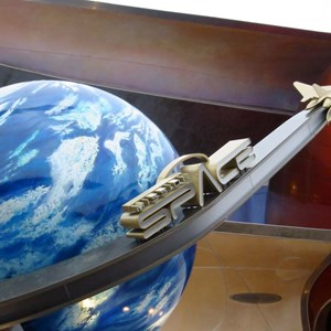 3 of 5: Mission: SPACE - More closeup looks