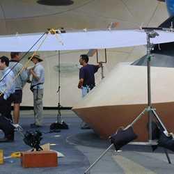 TV Commercial shoot