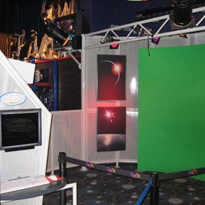 1 of 4: Mission: SPACE - Innoventions Mission Space photo opportunity