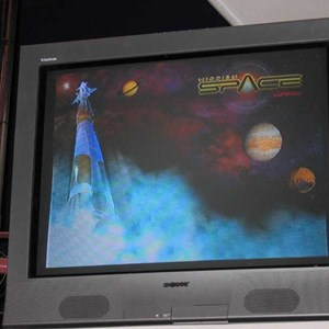 2 of 4: Mission: SPACE - Innoventions Mission Space photo opportunity