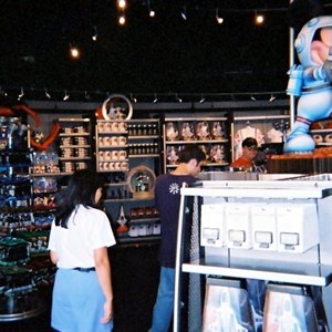 9 of 27: Mission: SPACE - Interior photos from the previews