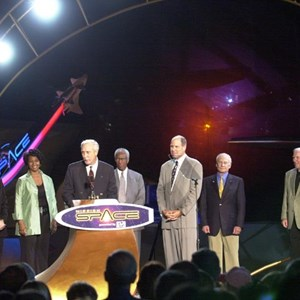 3 of 4: Mission: SPACE - Dedication ceremony photos