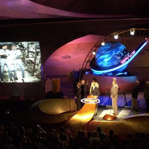 4 of 4: Mission: SPACE - Dedication ceremony photos