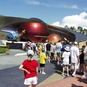 1 of 99: Mission: SPACE - Soft opening walk through