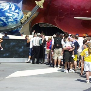 4 of 99: Mission: SPACE - Soft opening walk through