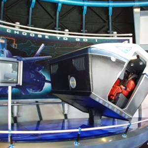 8 of 99: Mission: SPACE - Soft opening walk through