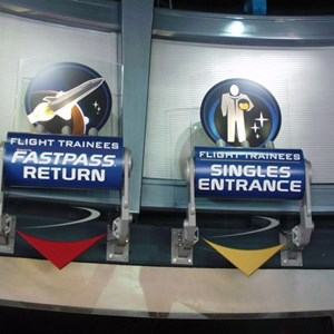 9 of 99: Mission: SPACE - Soft opening walk through