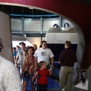 12 of 99: Mission: SPACE - Soft opening walk through