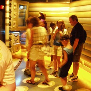 27 of 99: Mission: SPACE - Soft opening walk through