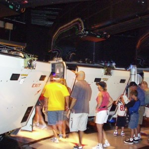 55 of 99: Mission: SPACE - Soft opening walk through