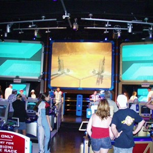 59 of 99: Mission: SPACE - Soft opening walk through