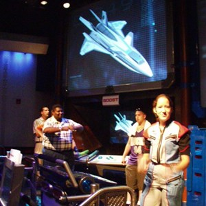 76 of 99: Mission: SPACE - Soft opening walk through