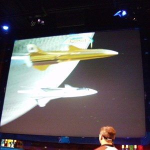 82 of 99: Mission: SPACE - Soft opening walk through