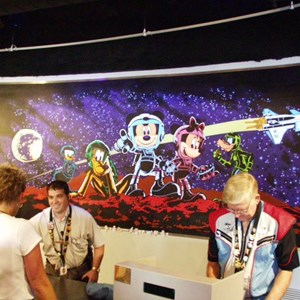 88 of 99: Mission: SPACE - Soft opening walk through