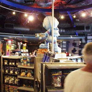 90 of 99: Mission: SPACE - Soft opening walk through
