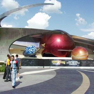 92 of 99: Mission: SPACE - Soft opening walk through