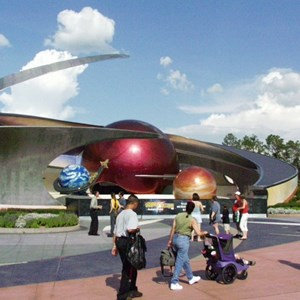 93 of 99: Mission: SPACE - Soft opening walk through