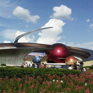 94 of 99: Mission: SPACE - Soft opening walk through
