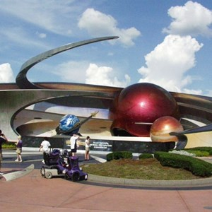 95 of 99: Mission: SPACE - Soft opening walk through