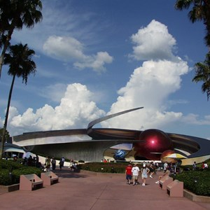 97 of 99: Mission: SPACE - Soft opening walk through